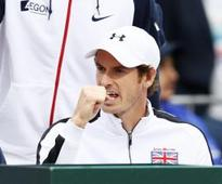 Murray withdraws from Toronto Masters