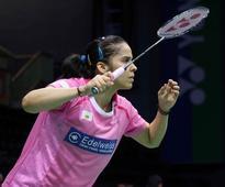 Saina Nehwal takes home Australian Badminton Open trophy