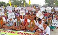 ABSU stage blockades for separate Bodoland