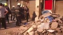 Mumbai: Building collapses in Zaveri Bazaar; two dead, two still missing
