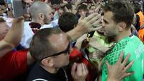 Euro: Pass-the-armband scenes sum up Russia's problems