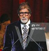 Amitabh Bachchan blesses Anil Sharma's son for Bollywood debut