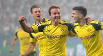 Borussia Dortmund's beaming Mario Goetze on road to redemption