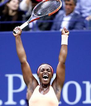US Open semis: Stephens stuns Venus; Keys crushes Vandeweghe