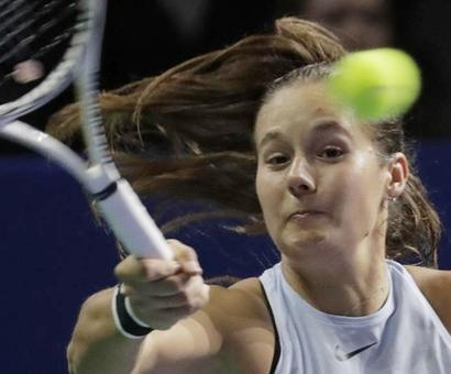Sports Shorts: Kasatkina stuns Aus Open champ Wozniacki