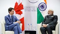 'Will see you very soon in India': Trudeau meets PM Modi in Davos, discusses issues of mutual interest