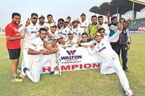 Khulna romp to fifth title