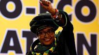 Nelson Mandela's ex-wife Winnie Mandela dies at 81