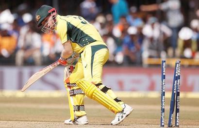 Will rain check India's winning run against beleaguered Aus?