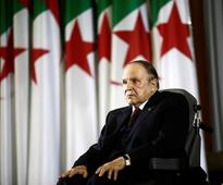 Algeria president makes video appearance after month of health rumours