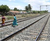This rail zone saw 18 derailments in 3 years