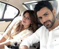 Newlywed TV actress Divyanka Tripathi takes off to 'Sasural' with hubby Vivek Dahiya