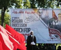 Thousands of Shia Muslims march in Dearborn in Muharram for faith and justice