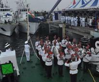 Indian Coast Guard Ship Varad decommissioned