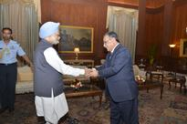 PM Dahal continues meetings with India leaders