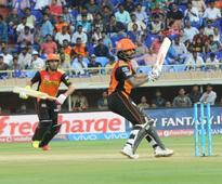 LIVE STREAMING: KKR vs SRH live IPL 2016 cricket score