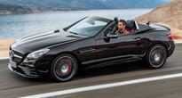Will The Next-Gen Mercedes SLC Roadster Go FWD?