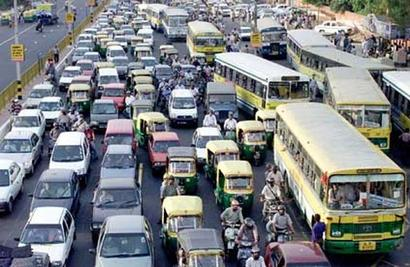 Indian cities 149% more congested than Asian counterparts: Report