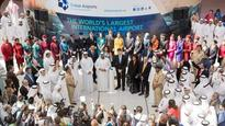 60 airlines welcomed to Dubai Airports Concourse D