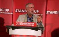 UK Labour leader under pressure after MPs quit