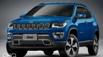 Jeep may launch the Compass in India in June...