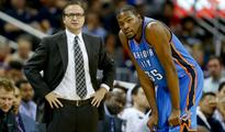 Reports: Brooks a Durant lure