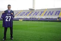 FÚTBOL ITALIA - El agente de Tello confirma que el jugador quiere quedarse en el Fiorentina