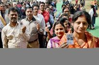 51% polling in UP third phase poll