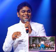 Loved AR Rahman's song Urvashi Urvashi? Now get ready for version 2.0