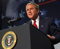 Clear evidence that Russians meddled in 2016 US election: George W Bush