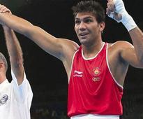 Boxer Manoj enters Olympic pre-quarterfinals
