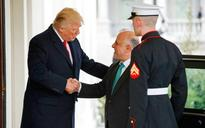 Donald Trump meets Iraqi PM, discusses terror threat