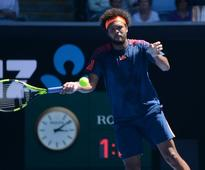 Unsponsored Brit has Tsonga in his sights