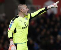 Premier League: Former England keeper Paul Robinson backs Burnley to stay up