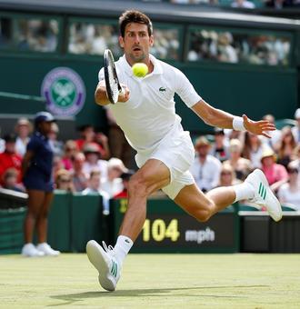 Wimbledon PHOTOS: Djokovic, Federer and Kerber advance