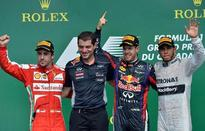 Vettel cruises to runaway victory in Canada