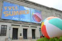 Art Museum Offers Free Admission Again