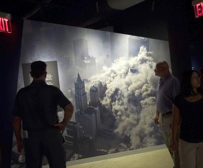 Still living with 9/11