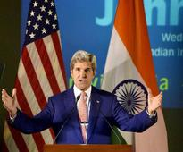 Kerry in India: US stance will help Modi counter ...