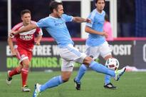 Frank Lampard winner helps New York City FC move four points clear at top of MLS Eastern Conference