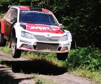 APRC Rally Hokkaido — Indian Driver Gaurav Gill Takes Lead After Day 1