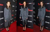 Style shockers: Katie Holmes wears world's most BORING outfit
