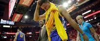 Stephen Curry Out at Least 2 Weeks After Injury