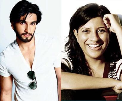 Zoya Akhtar and Ranveer Singh wrap Gully Boy in style