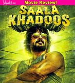 Saala Khadoos movie review: R Madhavan and Ritika Singh's honest performances saves the film from being a complete WASHOUT!