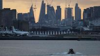 London City Airport reopens after WWII bomb removed from Thames