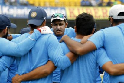 VOTE: Who should replace Kumble?