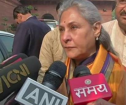 Matter of shame Sachin not allowed to speak: Jaya