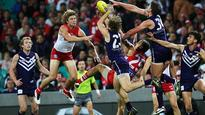 Dockers draw with Swans