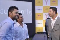 Sachin Tendulkar, Virat Kohli join Yuvraj's cancer campaign